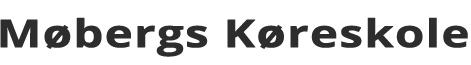 Møbergs Køreskole Logo